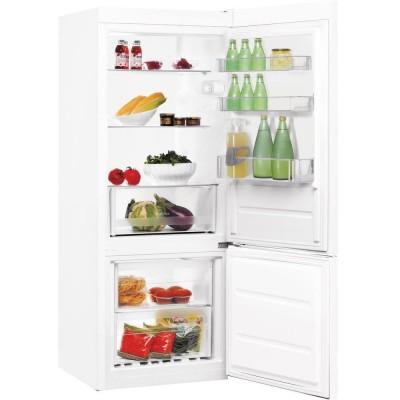 Indesit LR6 S1 W fridge-freezer Freestanding White 271 L A+