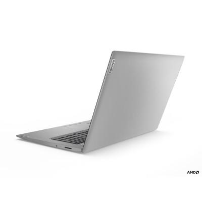 """IdeaPad 3 17ADA05 Athlon Silver 3050U 17.3"""" HD+ TN AG 8GB DDR4-2400 256GB SSD M.2 NVMe Radeon Graphics Windows 10 81W2002CPB Platinum  Grey"""