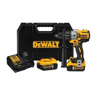 DeWALT DCD996P2 drill Keyless Black,Yellow 2.1 kg