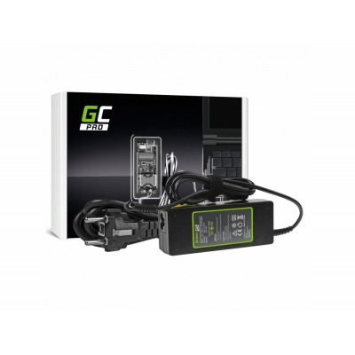 Green Cell AD105P power adapter/inverter Indoor 90 W Black