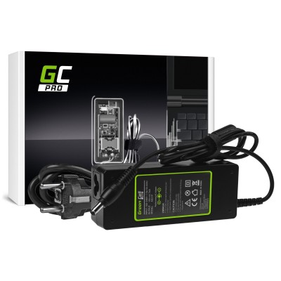 Green Cell AD21P power adapter/inverter Indoor 90 W Black