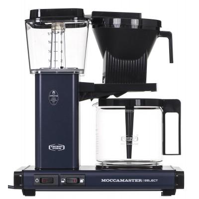 Moccamaster KBG Select Semi-auto Drip coffee maker 1.25 L