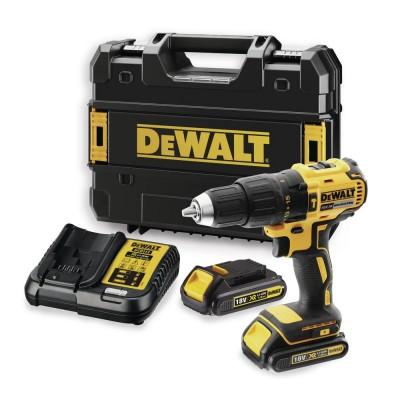 DeWALT DCD778S2T-QW drill Black,Yellow