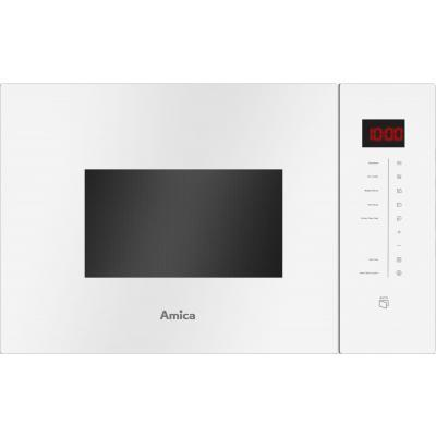 Amica 1103170 microwave Built-in Combination microwave 25 L 900 W White