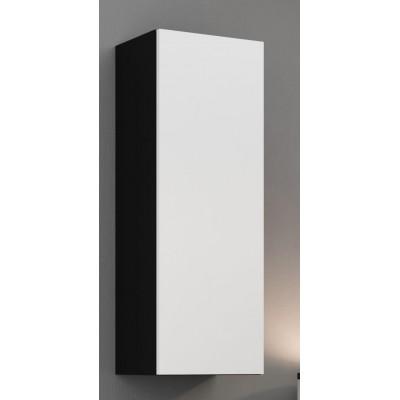 "Cama Cabinet VIGO ""90"" full 90/35/32 black/white gloss"