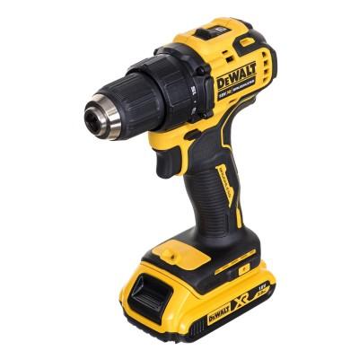 DeWALT DCD708D2T-QW power screwdriver/impact driver Black,Yellow 1650 RPM