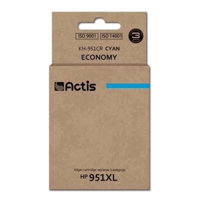 Actis cyan ink cartridge for HP printer (HP 951XL CN046AE replacement) standard