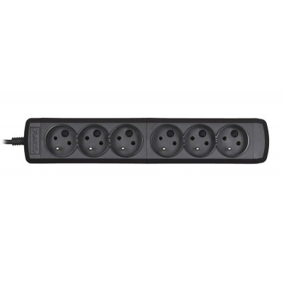 Activejet 6GNU - 3M - C power strip with cord
