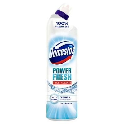 Domestos Power Fresh WC Cleaner Ocean 700 ml