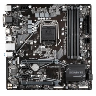 Gigabyte B460M DS3H V2 motherboard Intel B460 LGA 1200 micro ATX
