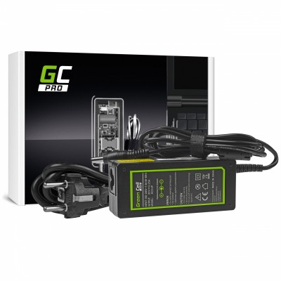 Green Cell AD33P power adapter/inverter Indoor 65 W Black