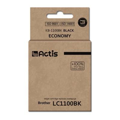 Actis KB-1100Bk ink cartridge for Brother printer LC1100/LC980 black
