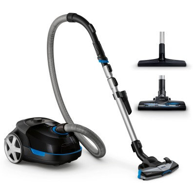 Philips 5000 series 99.9% dust pick-up 900 W 4 L Bagged vacuum cleaner