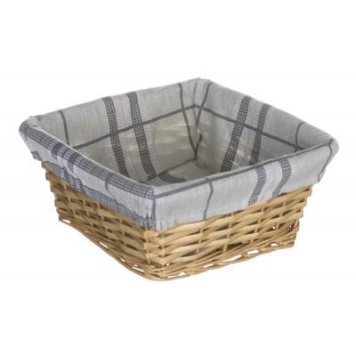 Kesper 19603 bread basket Brown Square