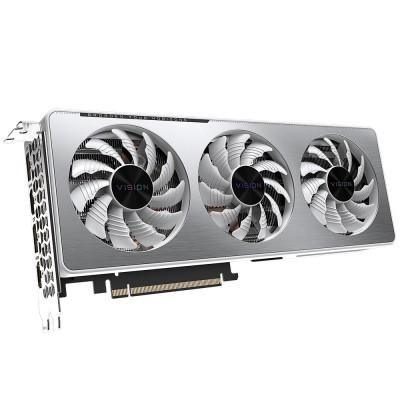 Gigabyte GeForce RTX 3060 Ti VISION OC 8G (rev. 2.0) NVIDIA 8 GB GDDR6