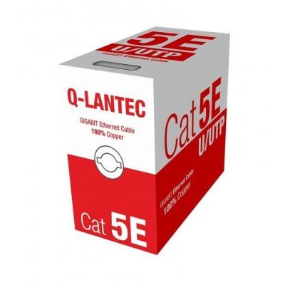 A-LAN KIU5PVC305NC networking cable 305 m Cat5e U/UTP (UTP) Grey