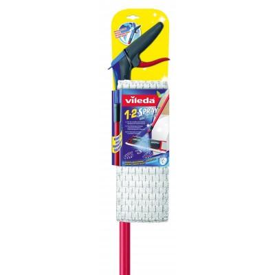 Vileda 1-2 Spray mop Red