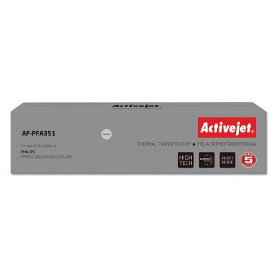 Activejet AF-PFA351 thermal transfer film for Philips PFA-351