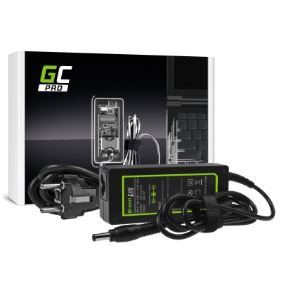 Green Cell AD25P power adapter/inverter Indoor 65 W Black