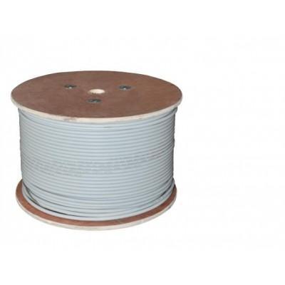 Alantec KIU6ALSOH500B networking cable 500 m Cat6a U/UTP (UTP) White