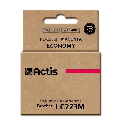 Actis KB-223M ink cartridge for Brother (comaptible LC223M)