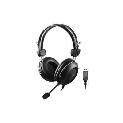 A4Tech HU-35 USB Headset Head-band Black