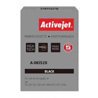 Activejet A-OKI520 printer ribbons replacement OKI 9002315