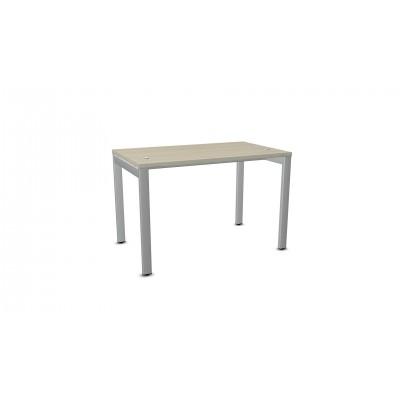 Biurko ART BSA71 116x70xH.76 akacja/metal