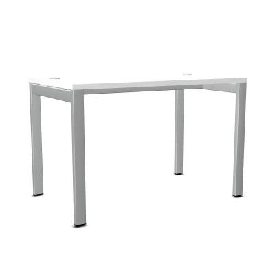 Biurko ART BSA71 116x70xH.76 biały/metal