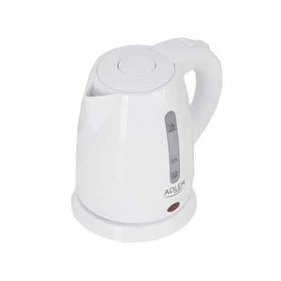 Adler AD 1272 electric kettle 1 L Hazelnut,White 1600 W