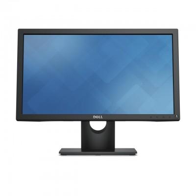 "DELL E Series E2216HV LED display 54.6 cm (21.5"") 1920 x 1080 pixels Full HD Flat Matt Black"