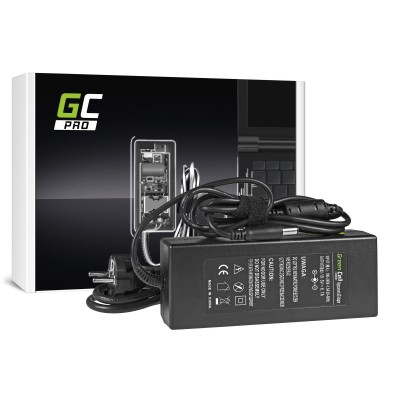 Green Cell AD35P power adapter/inverter Indoor 130 W Black