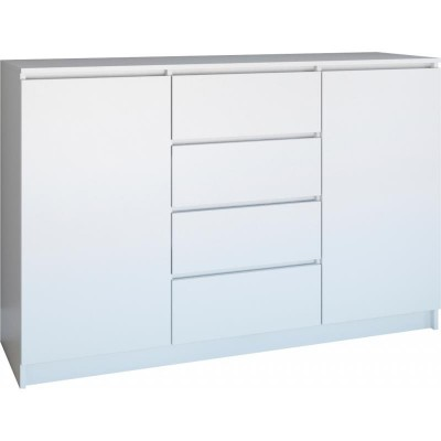 Topeshop 2D4S 140 BIEL chest of drawers