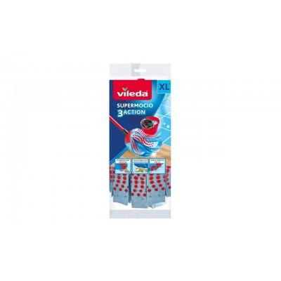 Vileda 150730 mop accessory Mop wet pads Multicolor