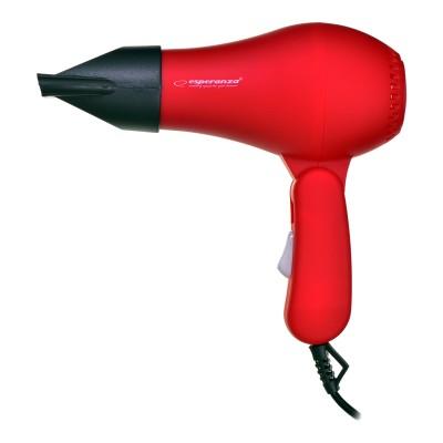 Esperanza EBH003R Hair dryer 750 W Red