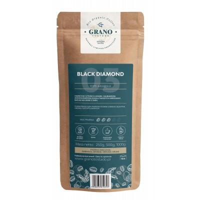 Grano Tostado Black Diamond Whole Bean Coffee  1000 g