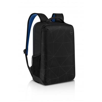 """DELL ES1520P notebook case 38.1 cm (15"""") Backpack Black,Blue"""