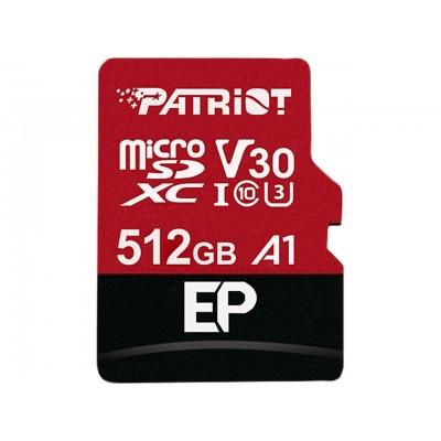Patriot Memory PEF512GEP31MCX memory card 512 GB MicroSDXC Class 10