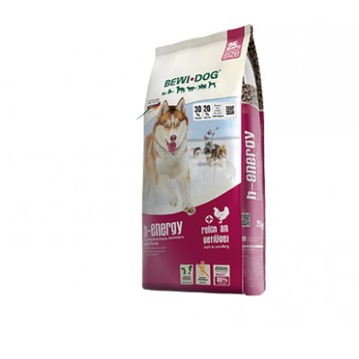 Bewi DOG H-Energy 25 kg Adult Poultry