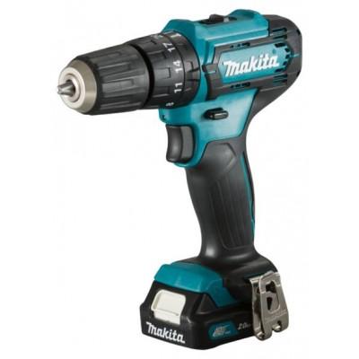 Cordless drill driver 12V Makita HP333DSAE