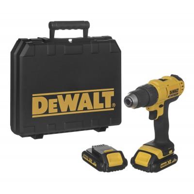 DeWALT DCD771C2 Keyless Black,Yellow 1.65 kg
