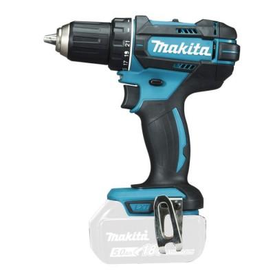 Makita DDF482Z drill Keyless Black,Blue 1.5 kg