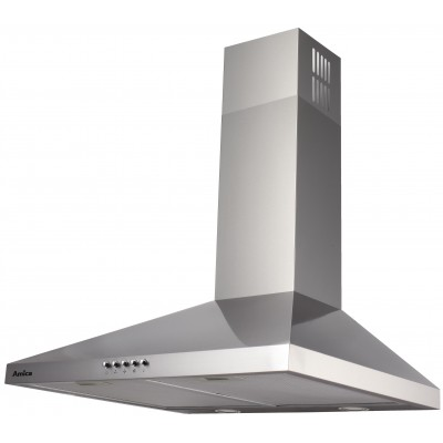 Amica OKP6221Z cooker hood Stainless steel 315 m3/h D
