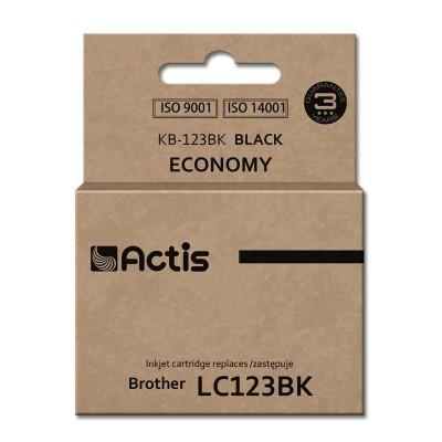 Actis KB-123Bk ink cartridge Brother LC123 black