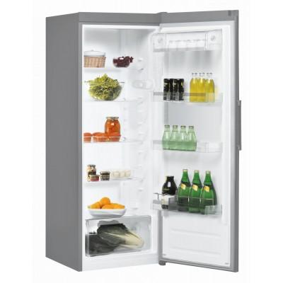 Indesit SI6 1 S fridge Freestanding Silver 322 L A+