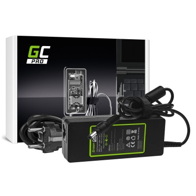 Green Cell AD26AP power adapter/inverter Indoor 75 W Black