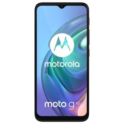 "Motorola moto g10 16.5 cm (6.5"") Dual SIM Android 11 4G USB Type-C 4 GB 128 GB 5000 mAh Pearl"