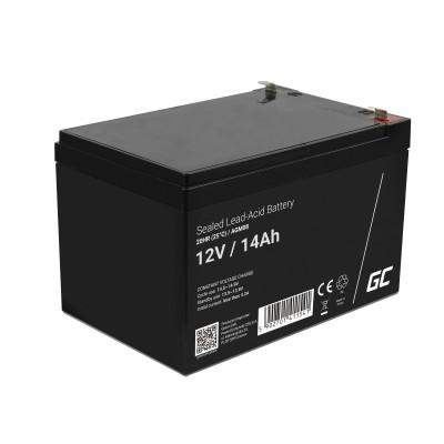 Green Cell AGM08 UPS battery 14 Ah