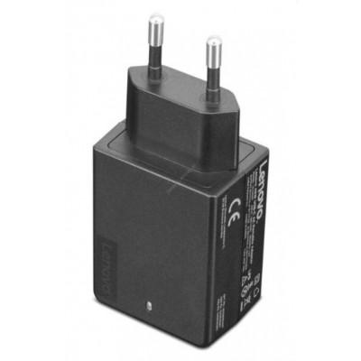 Lenovo 40AW0045EU  USB-C adapter Indoor 45 W Black