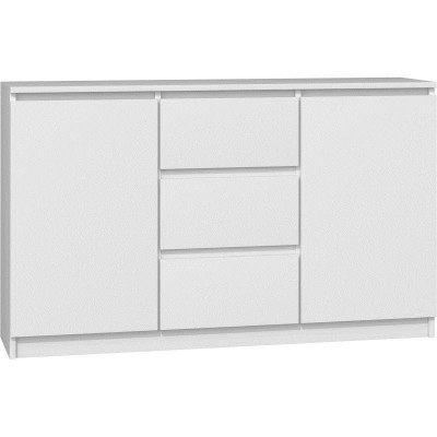 Topeshop 2D3S BIEL chest of drawers